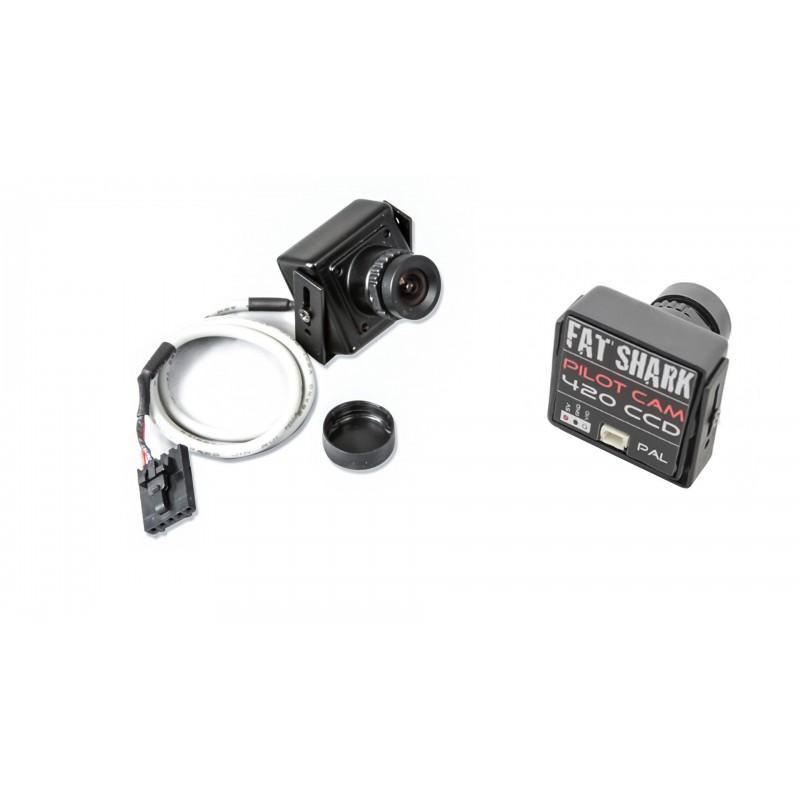 Kamerka 420TVL CCD NTSC FatShark