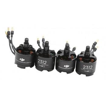 DJI E300 (4 silniki/ESC, śmigła i akcesoria) dla quadrocopter