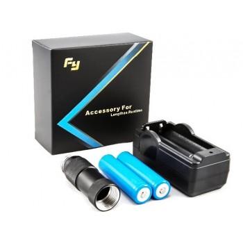 Zestaw wydłużający czas działania baterii gimbala FY-G4