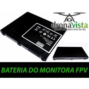 """Bateria do Monitora Black Pearl 7"""""""