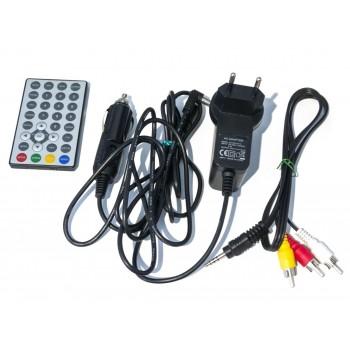 """Monitor LCD 7"""" LENCO TFT-725 - 4"""