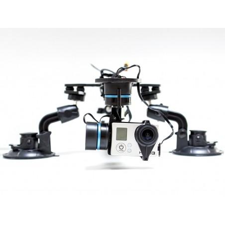 CarStab - samochodowy bezprzewodowy stabilizator pod GoPro