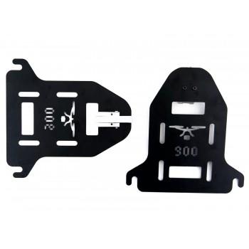 Mocowanie Akumulatorów - DJI S900