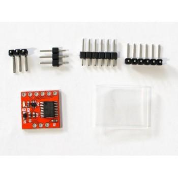 Mini przełącznik RC źródła sygnału dla dwóch kamer