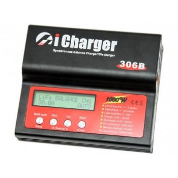 Ładowarka iCharger 306B 1000W 30A LiPo 6s