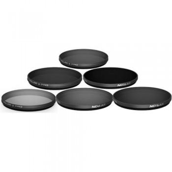 Filtry do Inspire 1 PRO/X5 (6pack - polaryzacyjny i 5 ND) - Polar Pro