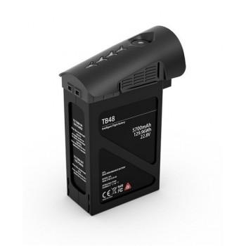 Bateria LiPo 6S 5700mAh TB48 Black Edition - Inspire 1