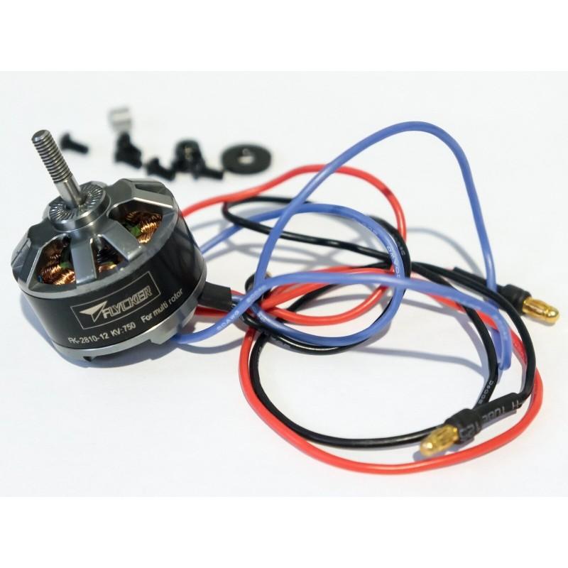 Brushless Motor KV750 2810-12