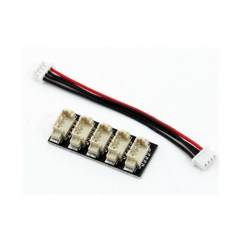 Kontroler lotu - rozdzielacz szyny I2C do Pixhawk