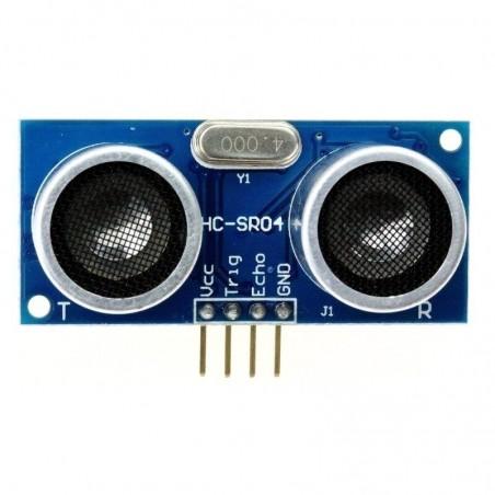 Czujnik ultradźwiękowy odległości HC-SR04 2-200cm