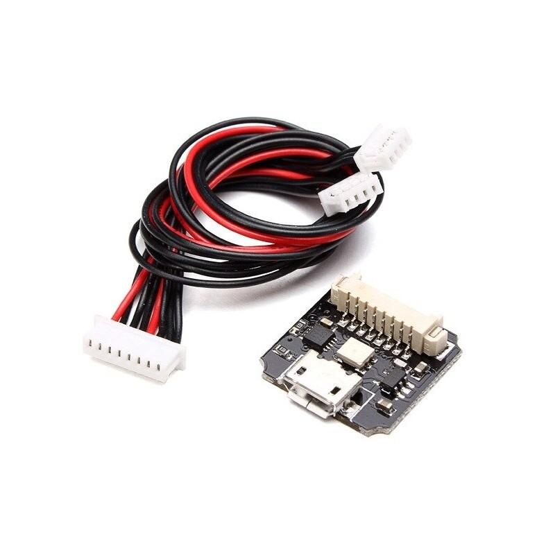 moduł LED RGB oraz USB do Pixhawk na I2C