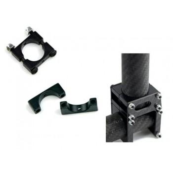 Alloy tube clamp D16