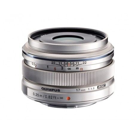 Obiektyw Olympus M.Zuiko 17mm f / 1.8