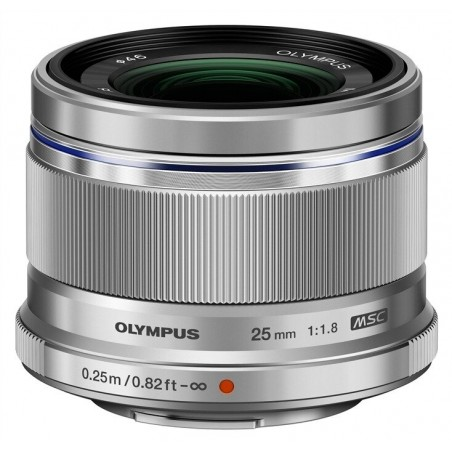 Obiektyw Olympus M.Zuiko 25mm f/1.8