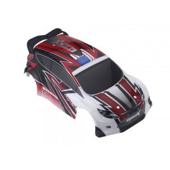 Karoseria dla samochodu WLToys (A949-59) - Czerwona