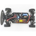 X-Ranger EBL Touring 1:10 - Zestaw RTR