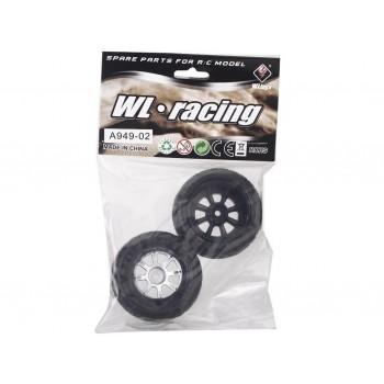 Prawe koła dla samochodu WLToys (A949-02)