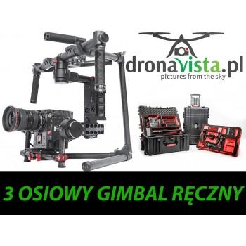 Ronin - Gimbal 3-osiowy DJI - PROMOCJA!