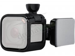 Mocowanie z głowicą 360° i ramką do kamery GoPro HERO Session